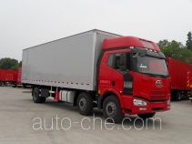 FAW Fenghuang FXC5250XBWP63L7T3E4 insulated box van truck