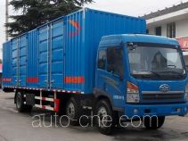 FAW Fenghuang FXC5250XXYL7T3E4 box van truck