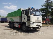 FAW Fenghuang FXC5250ZLJP66L3E5 dump garbage truck