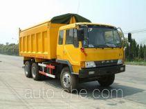 FAW Fenghuang FXC5258ZLJ dump garbage truck
