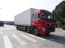 FAW Fenghuang FXC5313XBWP2L7T4E insulated box van truck