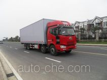 FAW Fenghuang FXC5310XBWP66L7T4E4 insulated box van truck