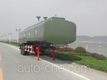 FAW Fenghuang FXC9301GHY chemical liquid tank trailer