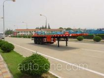 FAW Fenghuang FXC9382P flatbed trailer