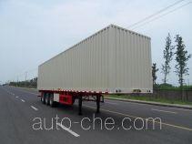 FAW Fenghuang FXC9400XXY box body van trailer