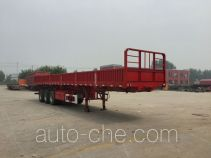 恒宇事业牌FYD9400Z型自卸半挂车