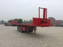 Hengyu Shiye FYD9400ZZXP flatbed dump trailer