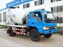 FYG牌FYG5090GJB型混凝土搅拌运输车