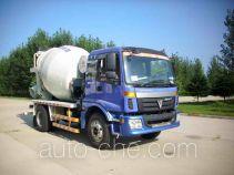 FYG牌FYG5161GJBC型混凝土搅拌运输车