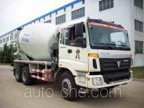 FYG牌FYG5251GJBC型混凝土搅拌运输车