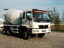 FYG牌FYG5254GJB型混凝土搅拌运输车