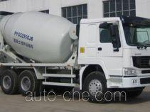 FYG牌FYG5255GJB型混凝土搅拌运输车