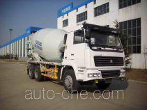 FYG牌FYG5255GJBC型混凝土搅拌运输车