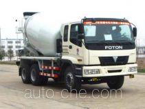 FYG牌FYG5256GJB型混凝土搅拌运输车