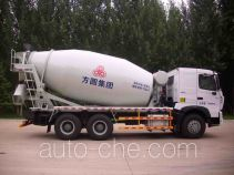 FYG牌FYG5256GJBC型混凝土搅拌运输车
