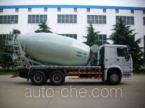 FYG牌FYG5257GJB型混凝土搅拌运输车