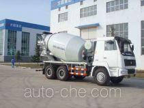 FYG牌FYG5258GJB型混凝土搅拌运输车