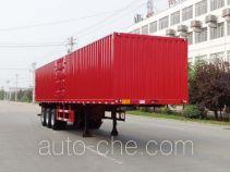 Fengyuan Zhongba FYK9400XXY box body van trailer