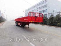 丰源中霸牌FYK9400ZZXC型自卸半挂车