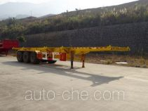 Shuangyalong FYL9400TJZ container transport trailer