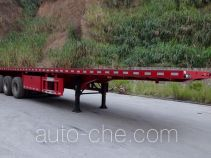 Shuangyalong flatbed trailer