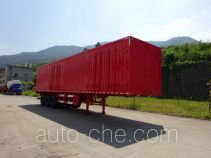 Shuangyalong FYL9401XXY box body van trailer