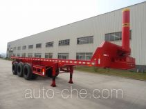 Shuangyalong FYL9401ZZXP flatbed dump trailer