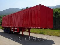 Shuangyalong box body van trailer