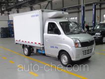 Fuda FZ5028XLCBEV electric refrigerated truck