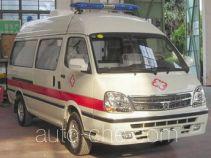 福达(FORTA)牌FZ5032XJH23型救护车