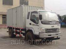 福达(FORTA)牌FZ5040XXY-E4型厢式运输车