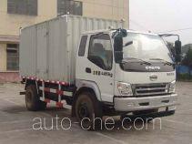 福达牌FZ5040XXY-E4型厢式运输车