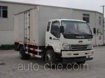福达(FORTA)牌FZ5060XXY-E4型厢式运输车