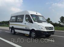 福达牌FZ6600UBEV01型纯电动城市客车
