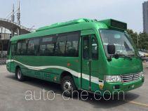 福达牌FZ6800UFBEV型纯电动城市客车
