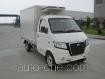 Gonow GA5020XLCDSE4 refrigerated truck