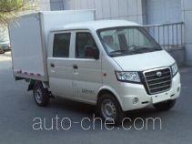 Gonow GA5022XXYSE4 box van truck
