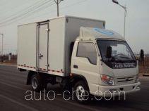 Gonow GA5031DCTXXYE3A box van truck
