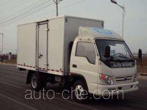 吉奥牌GA5031DCTXXYE3A型厢式运输车