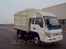 吉奥牌GA5031PCTCXYE3A型仓栅式运输车