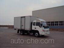 吉奥牌GA5031PCTXXYE3A型厢式运输车