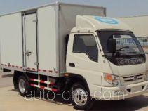 Gonow GA5040DCTXXYE3A box van truck