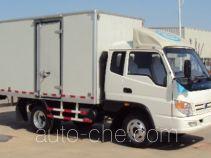 Gonow GA5040PCTXXYE3A box van truck