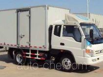 吉奥牌GA5040PCTXXYE3A型厢式运输车