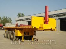 Changlida GCL9400ZZXP flatbed dump trailer