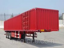 Changlida GCL9401XXY box body van trailer