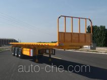 Changlida GCL9402ZZXP flatbed dump trailer