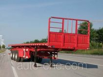 Changlida GCL9403ZZXP flatbed dump trailer