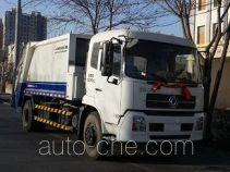 承威牌GCW5160ZYS型压缩式垃圾车