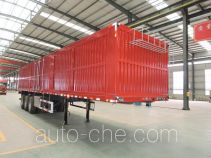 Chengwei GCW9400XXY box body van trailer